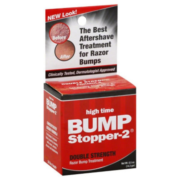 Bump Stopper 2 Double Strength Razor Bump Treatment