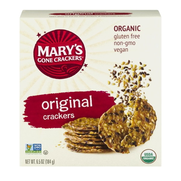 Mary's Gone Crackers Organic Original