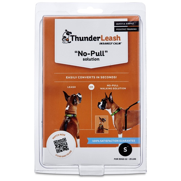 Thunder Leash No Pull Satisfaction Easily Converts In Seconds S For Dogs