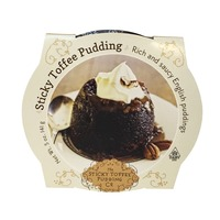 Sticky Toffee Pudding Co Sticky Toffee Pudding