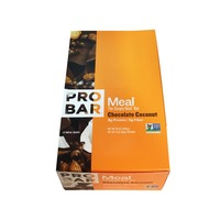 PROBAR Meal The Simply Real Bar Chocolate Coconut - 12 CT