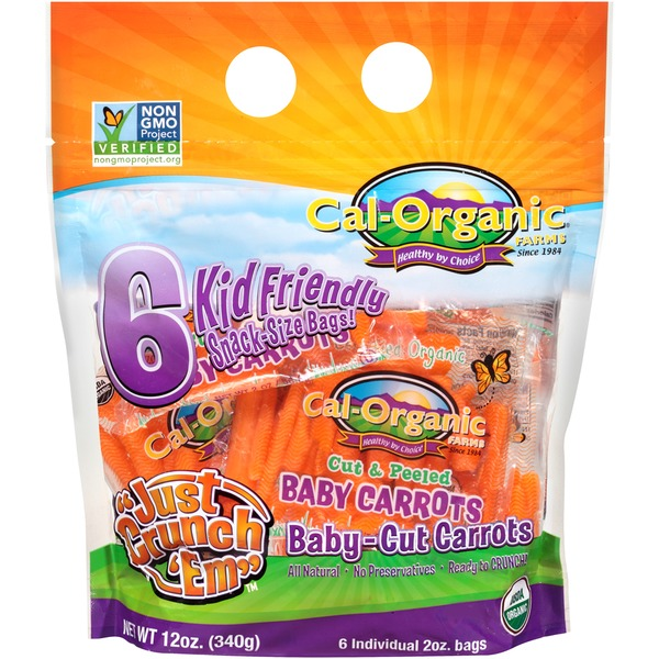 Cal Organic Farms Organic Baby-Cut Carrots