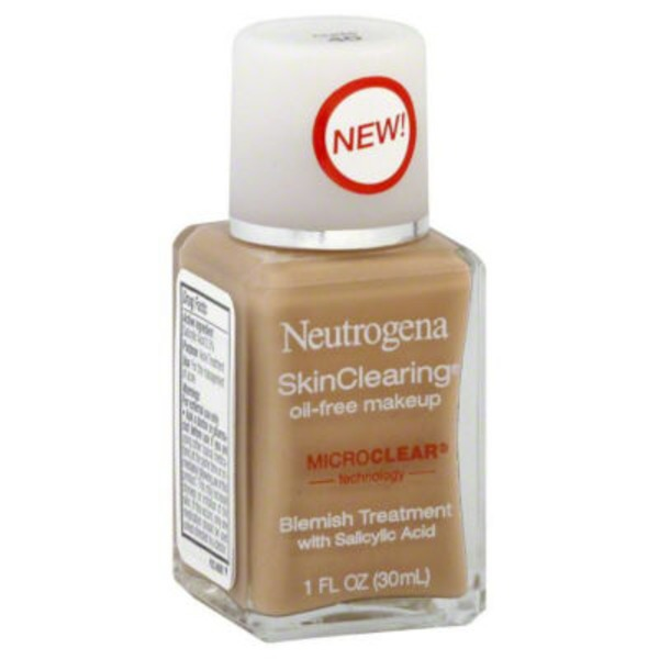 Neutrogena® Oil-Free Makeup Nude 40 Skin Clearing®