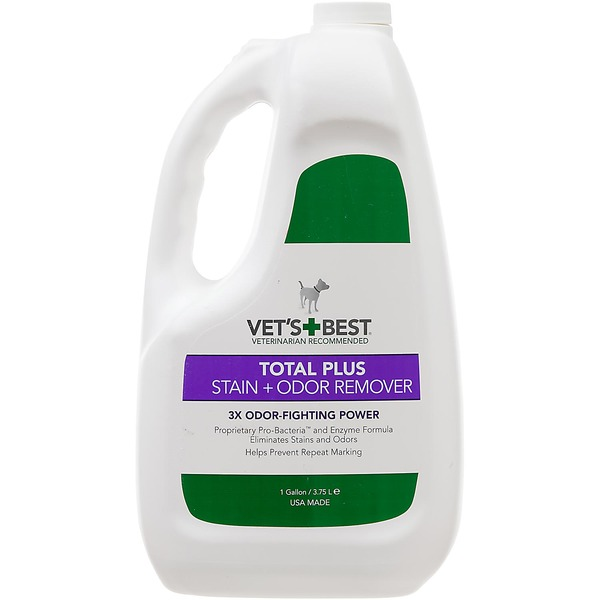 Vet's Best Total Plus Stain & Odor Remover