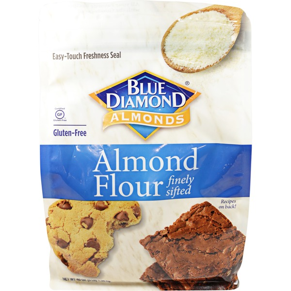 Blue Diamond Almond Flour, Finely Sifted