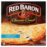 Red Baron® Classic Crust 4 Cheese Pizza 21.06 oz. Box