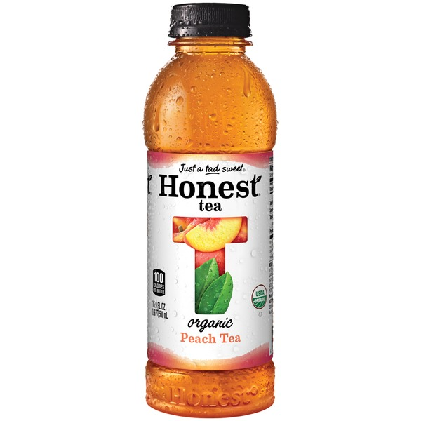 Honest Tea Peach Tea