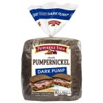 Pepperidge Farm Dark Pump Pumpernickel Bread, 16 oz