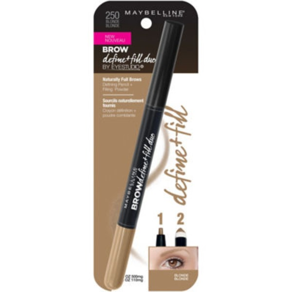 Eye Studio™ Blonde Brow Define and Fill Duo
