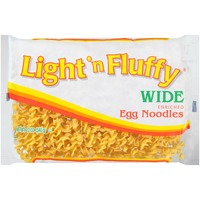 Light 'n Fluffy Wide Egg Noodles