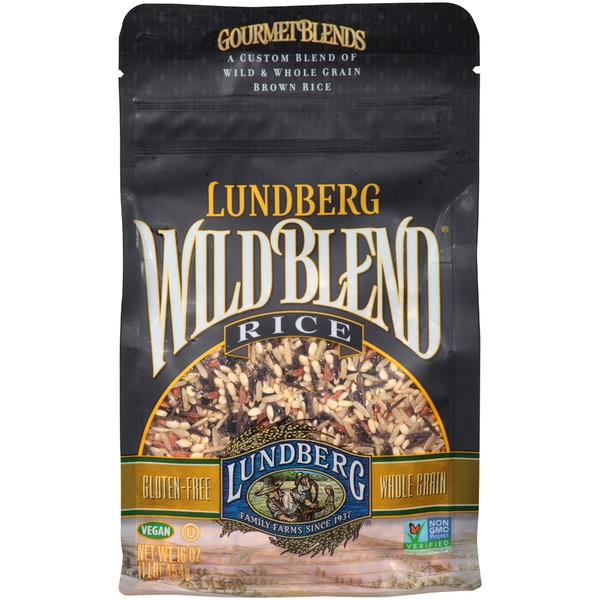 Lundberg Family Farms Lundberg Wild Blend Brown Rice