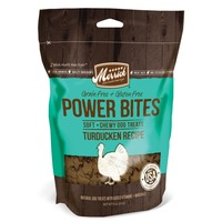 Merrick Power Bites Soft & Chewy Turducken Dog Treats