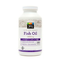 365 Fish Oil 1000 mg