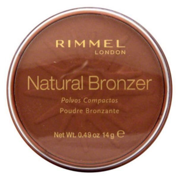 Rimmel Bronzer Natural Sun Light 021