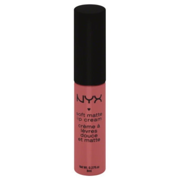 Nyx Cosmetics Milan Soft Matte Lip Cream