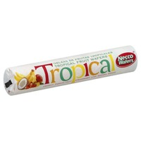 Necco Tropical Candy Wafers