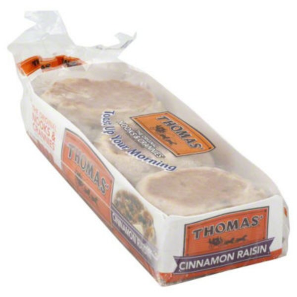 Thomas Cinnamon Raisin English Muffins