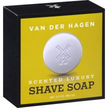 Van Der Hagen Scented Luxury Shave Soap, 3.5 OZ