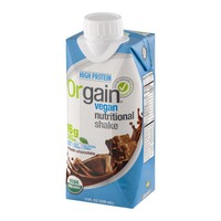 Orgain Vegan Smooth Chocolate Nutritional Shake