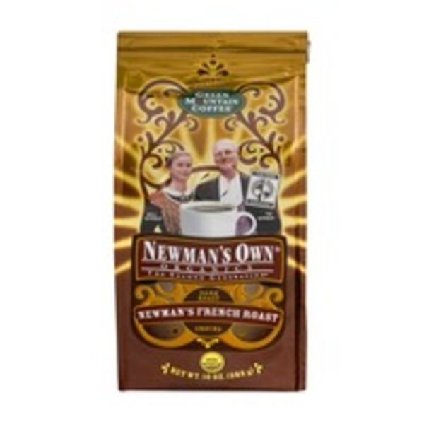 Green Mountain Coffee Newman's Own Organics Newman's French Roast Dark Roast