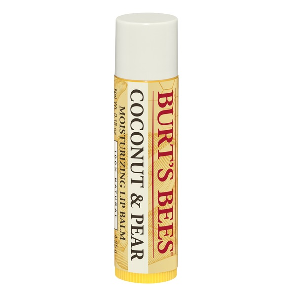 Burt's Bees Hydrating Lip Balm Coconut & Pear