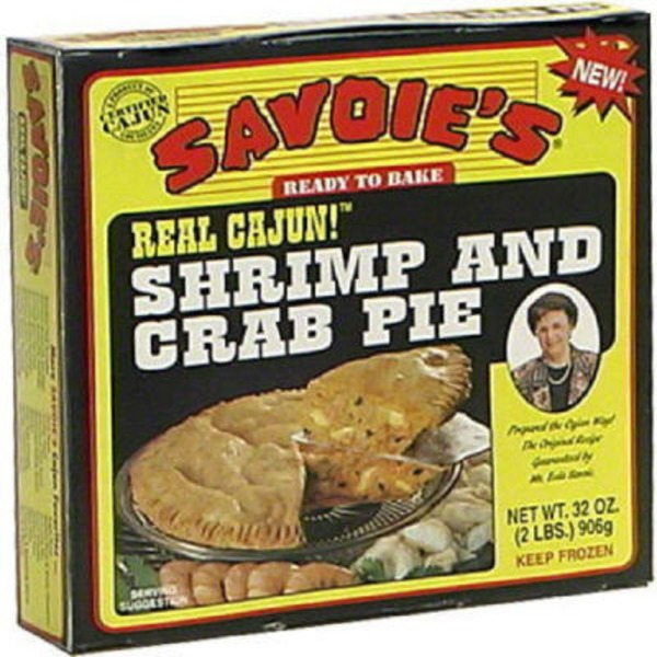 Savoie's Real Cajun Shrimp And Crab Pie