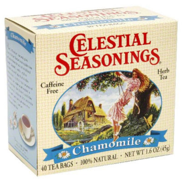 Celestial Seasonings Chamomile Herb Tea