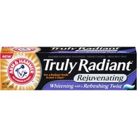 Arm & Hammer Truly Radiant Rejuvenating Fresh Mint Twist Fluoride Anticavity Toothpaste