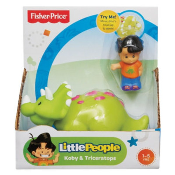 Fisher-Price Little People Dino Assorted