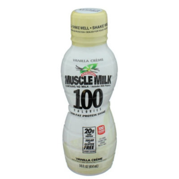 Muscle Milk Low-Fat Protein Shake Vanilla Creme