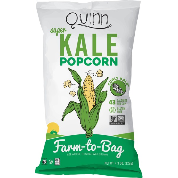 Quinn Popcorn Kale & Sea Salt