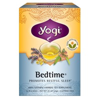 Yogi Bedtime Herbal Tea, Caffeine Free