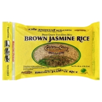 Golden Star Jasmine Brown Rice