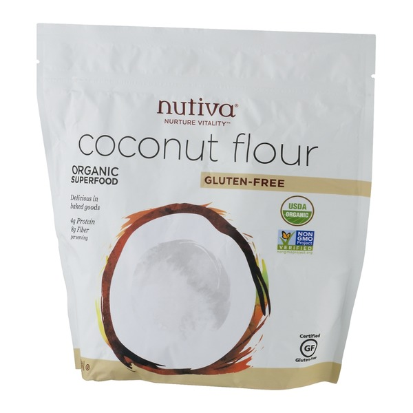 Nutiva Coconut Flour Unrefined