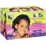 Africa's Best Kids Organics Conditioning Regular Relaxer System With Scalpguard