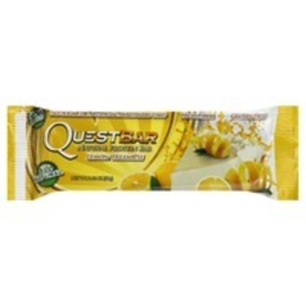 QuestBar Lemon Cream Pie Protein Bar