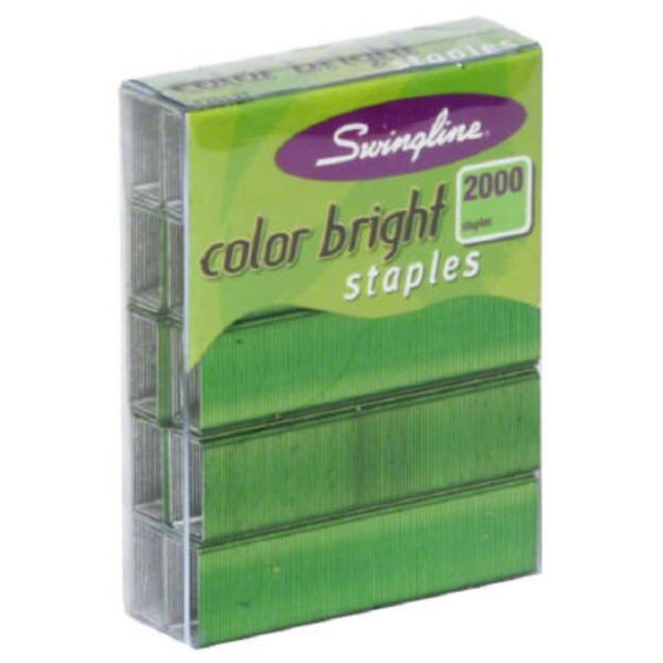 Swingline Color Bright Staples