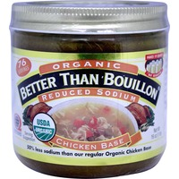 Better Than Bouillon Organic Low Sodium Chicken Base