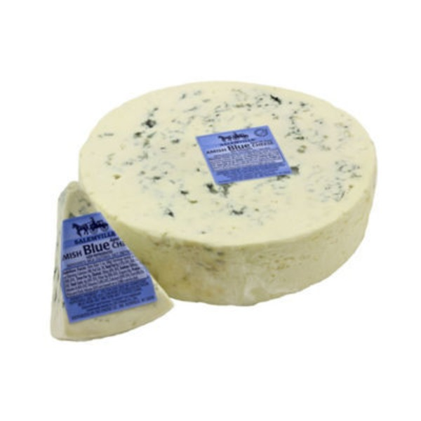 Salemville Amish Blue Cheese Wedge