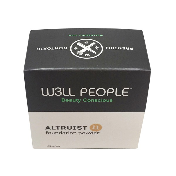 W3 Ll People Fair Pink Altruist Mineral Foundation