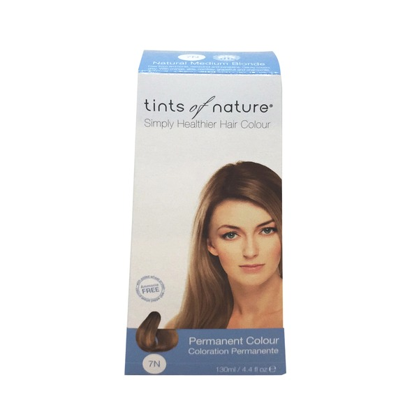 Tints of Nature Conditioning Permanent Hair Color Natural Medium Blonde 7N
