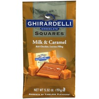 Ghirardelli Chocolate Squares Milk & Caramel Chocolate