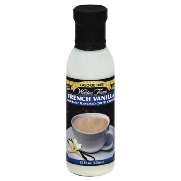 Walden Farms Coffee Creamer French Vanilla