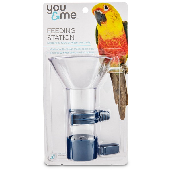 You & Me Wide Mouth Feeder