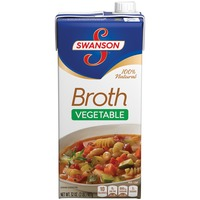 Swanson's 100% Natural Vegetable Broth