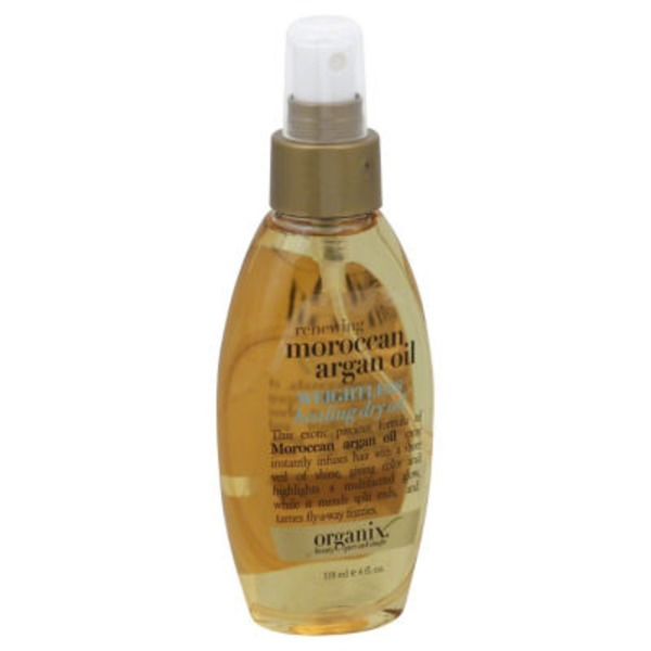 Ogx Argan Oil of Morocco Renewing Weightless Healing Dry Oil Hair Oil