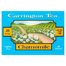Carrington Tea Chamomile Tea Bags, 20 count, .7oz