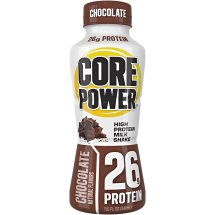 Core Power® Chocolate High Protein Milk Shake 11.5 fl. oz. Bottle