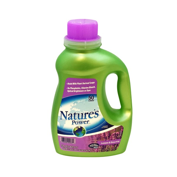 Church & Dwight Co Lavender Eucalyptus Laundry Detergent