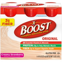 Boost Original Strawberry Bliss Complete Nutritional Drink